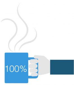 100% betrokkenheid