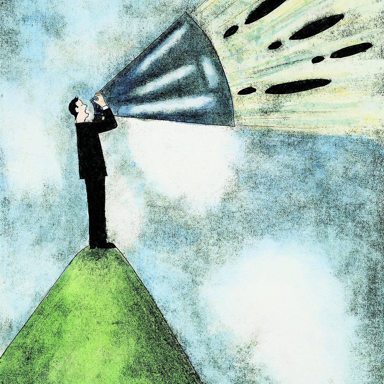 Overtuigen met een roeptoeter gaat niet leiden tot goede besluitvorming