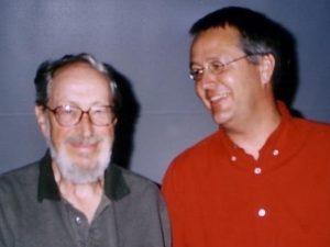 Edgar Schein en Aart Pijl, collega's in organisatieadvies