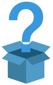 De doos met het vraagteken, hoe kom je aan een visie?