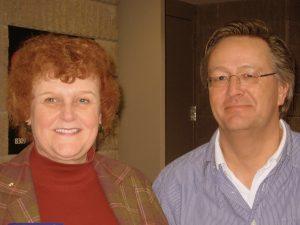 Judith Hale en Aart Pijl, collega's in organisatieadvies