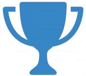 De overwinningsbokaal voor bedrijf, mentor en high potential
