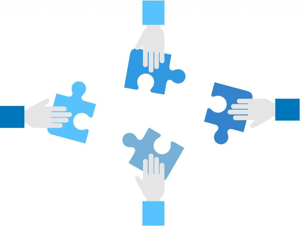 Teams als puzzelstukjes