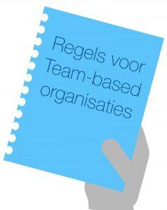Team based organisatie