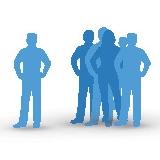 Team met iemand apart bij vraag 10 teamtest